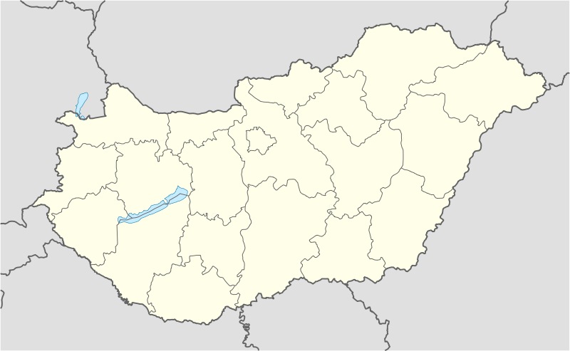 Debrecen is located in Hungary