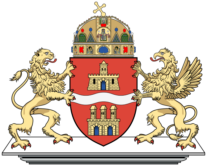 Coat of arms of Budapest